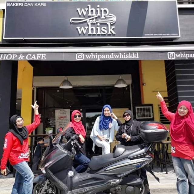 EXPERIENCE GOOD FOOD AT WHIP AND WHISK CAFE, ALAM DAMAI (14)