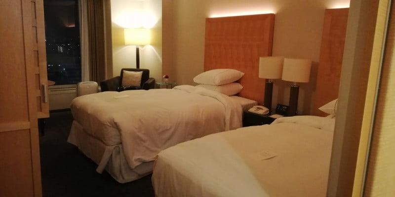 SHERATON MIYAKO HOTEL OSAKA HOTEL PENGINAPAN STRATEGIK DI OSAKA - PART2 KEMBARA #KBBA9 COSMODERM - J HORIZONS KE JEPUN (175)