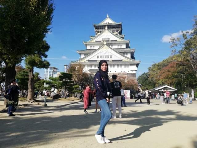 SHERATON MIYAKO HOTEL OSAKA HOTEL PENGINAPAN STRATEGIK DI OSAKA - PART2 KEMBARA #KBBA9 COSMODERM - J HORIZONS KE JEPUN (303)