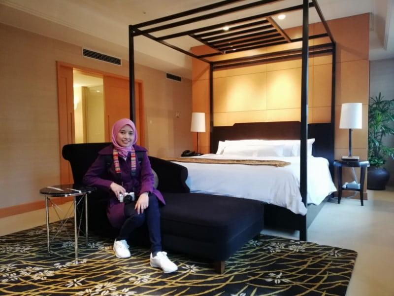 THE WESTIN MIYAKO KYOTO | HOTEL MESRA MUSLIM – PART 4 KEMBARA #KBBA9