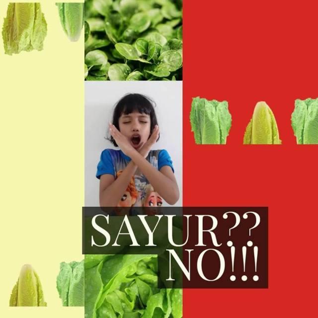 SUSAH SANGAT MAKAN SAYUR TAPI NAK NUTRIEN YANG SAMA? NAH.. SURYA CHLOROPHYL PERISA LAICI atau PEACH