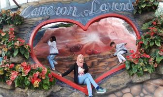 Cameron Lavender Garden - TEMPAT MENARIK DI CAMERON HIGHLAND (19)