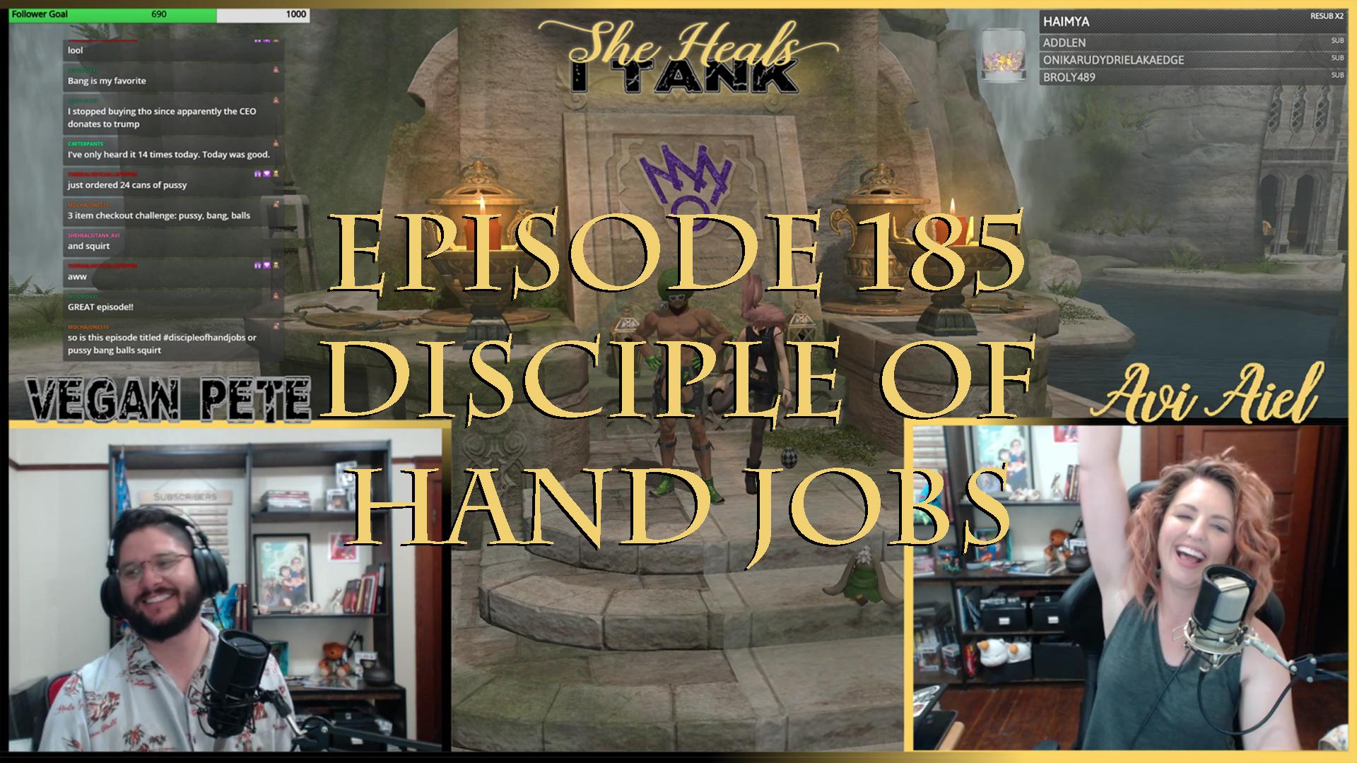 She Heals I Tank: The Weekly Final Fantasy XIV Podcast