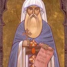 1 القديس البابا كيرلس الكبير بابا الإسكندرية وبطريرك الكرازة المرقسية