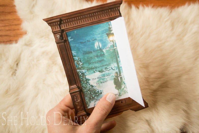 handmade, Chronicles of Narnia birthday party