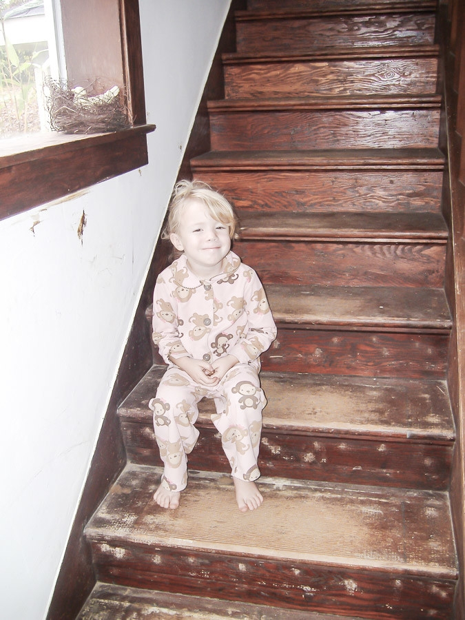 How To Refinish Old Wood Stairs She Holds Dearly | Redoing Carpeted Stairs To Wood | Hardwood Floors | Stair Tread | Stair Risers | Stair Case | Staircase Remodel