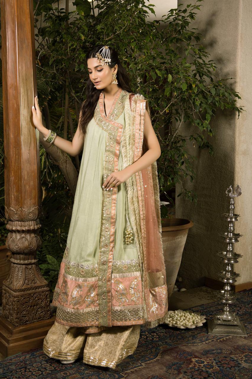 shk-847-Pakistani Designer Wedding Dresses