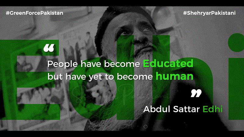 Abdul Sattar Edhi Quotes