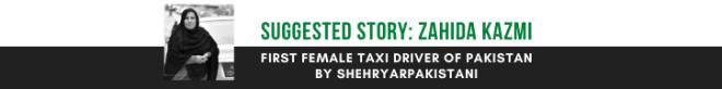 Zahida Kazmi Story
