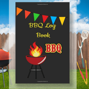 BBQ Log Book: Best Barbecue Journal