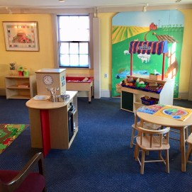 EpiCurious Exhibit: Curious City Pop-Up Children's Museum, Peabody, MA