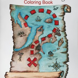 Salem: Which City? Coloring Book