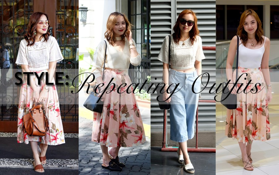 repeating outfit
