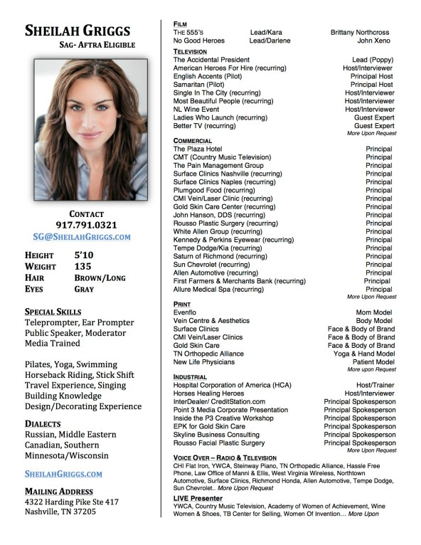 SG 2015 Talent Resume For Web