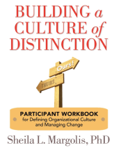 Participant workbook for an organizational culture assessment