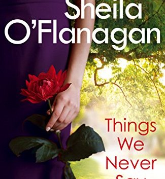 Things We Never Say Paperback
