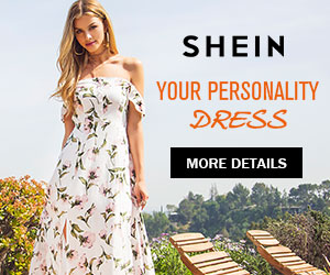 SheIn -Your Online Maxi Dresses