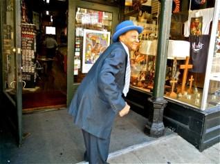 """calls himself """"Granddad of Blues"""""""