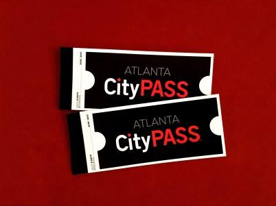 Atlanta CityPass Booklets