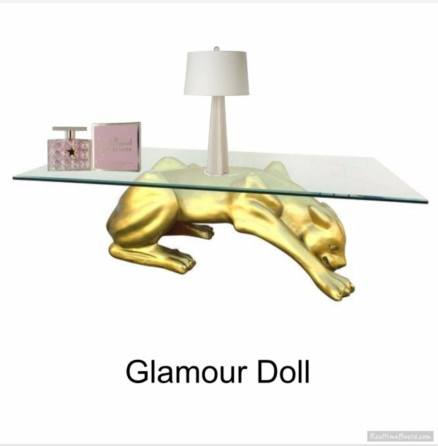 Glamour Doll