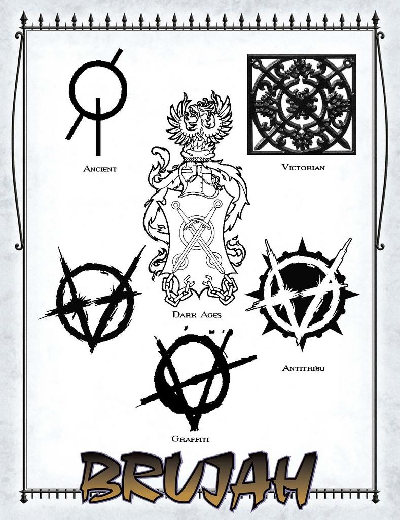 Simboli Brujah