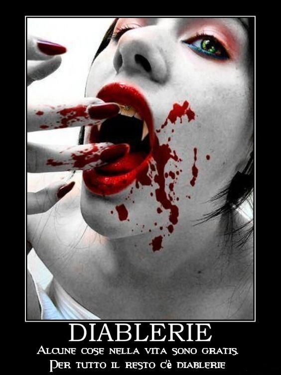 A cosa serve la Diablerie?