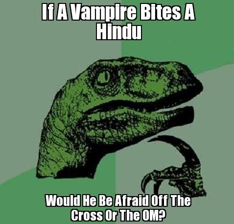 Vampiri e religioni