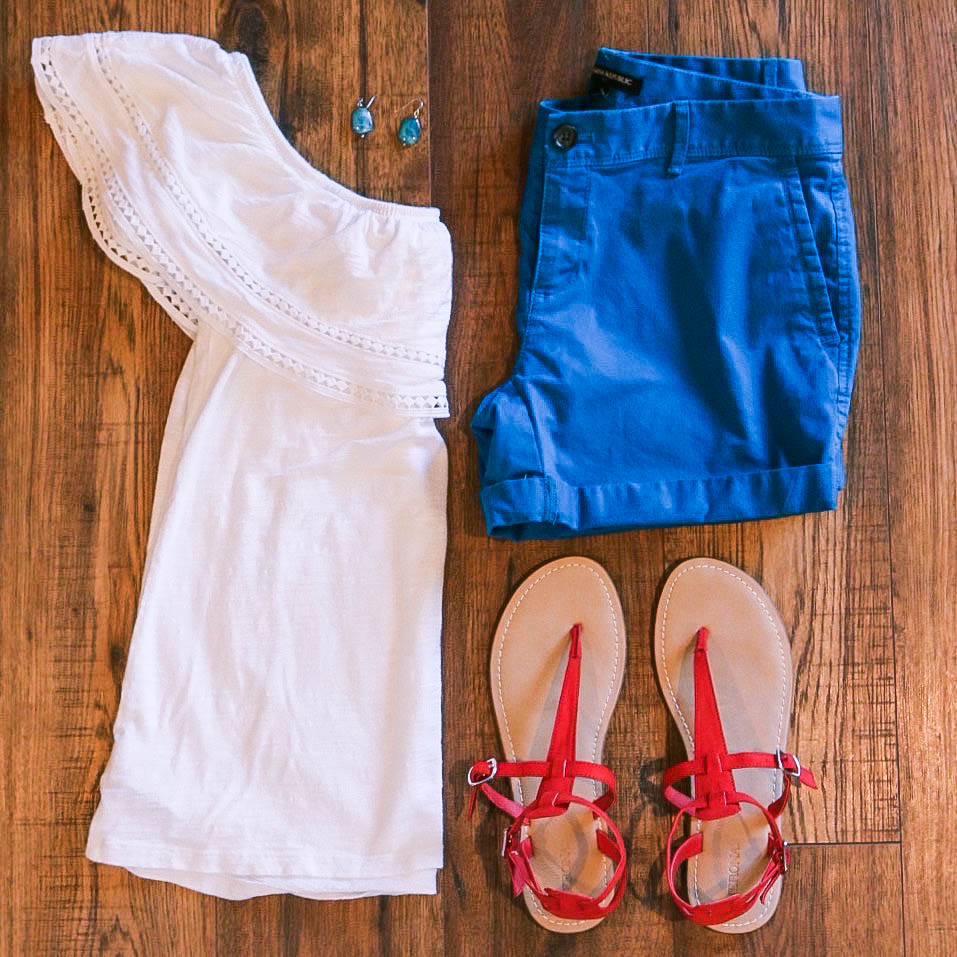 fourth of july outfit idea