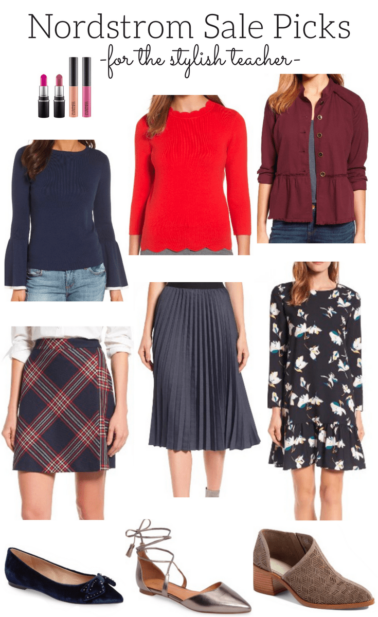 Nordstrom Anniversary Sale Picks for the Teacher (or any stylish woman!)