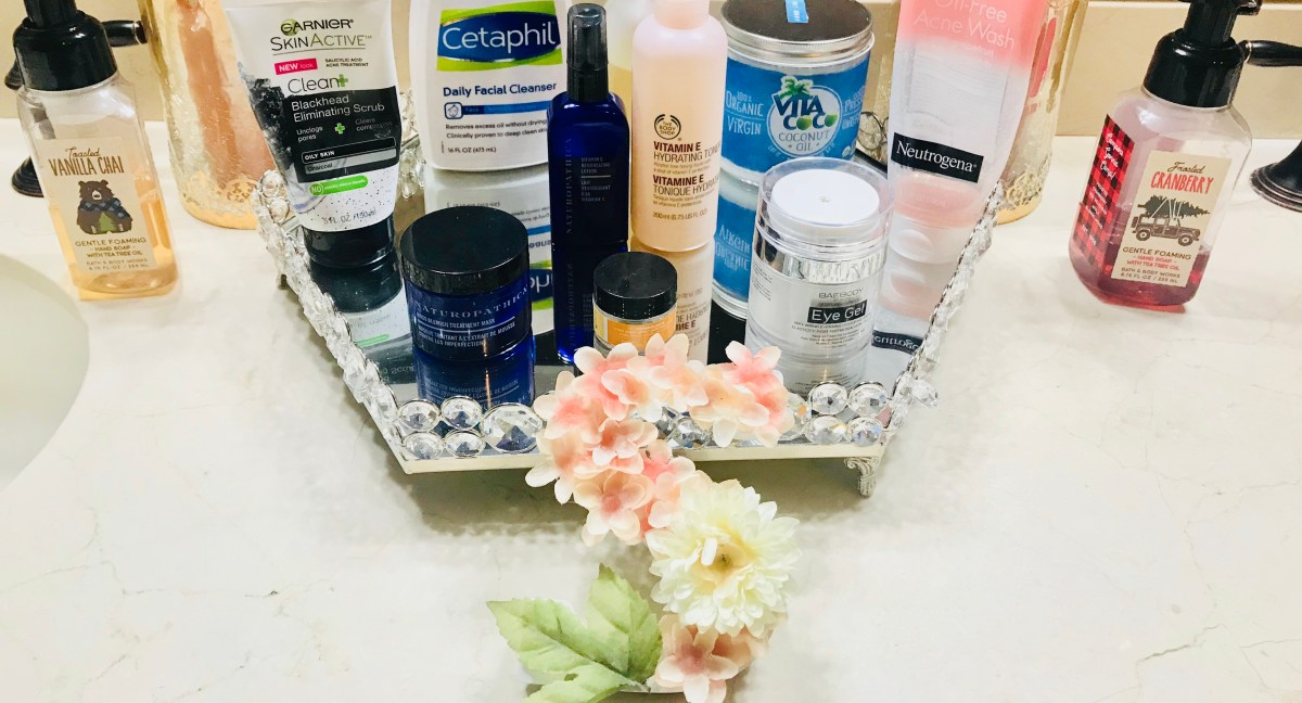 My Nighttime Skin Care Routine - She Labels Everything