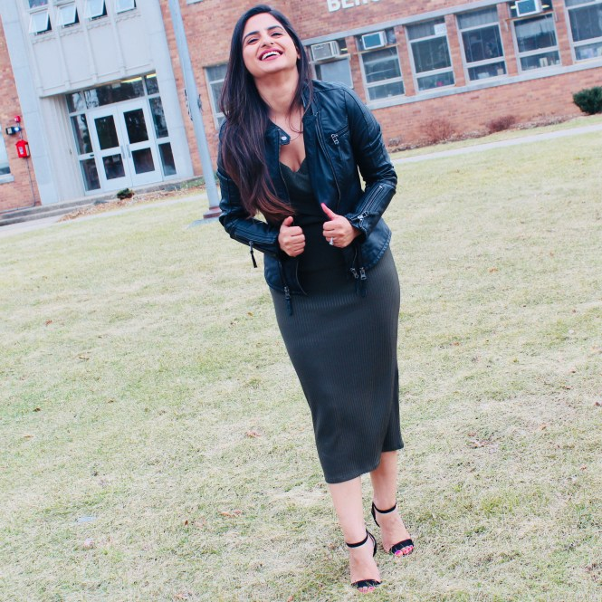 5 Ways To Wear A Leather Jacket How Do You Style Yours