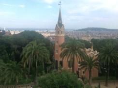 Antoni Gaudi's Barcelona Copyright Shelagh Donnelly