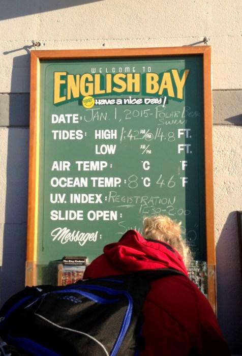 English Bay 3144 Copyright Shelagh Donnelly