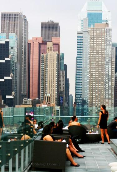 Manhattan Skyline 0692 Copyright Shelagh Donnelly