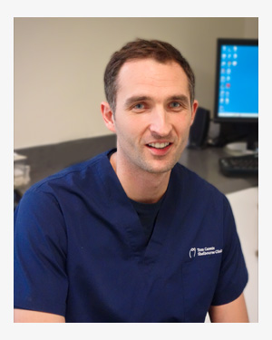 Dr. Tom Canning, crown & bridge specialist dentist