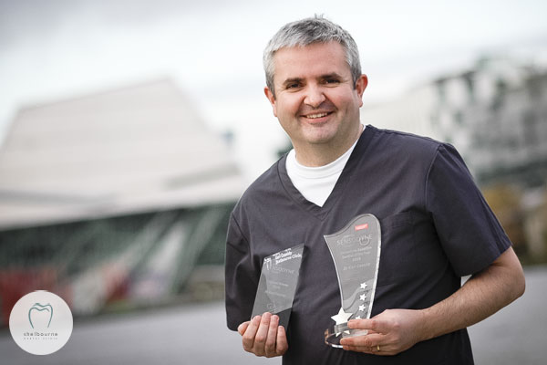 Dr. Karl Cassidy - Sensitive Dentist of the Year 2015