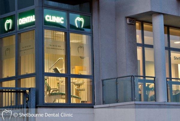 Shelbourne Dental Clinic Premises