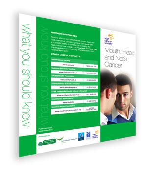 Download Oral Cancer Leaflet