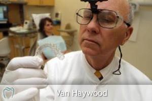 Dr Van Haywood