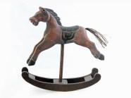 Miniature Rocking Horse