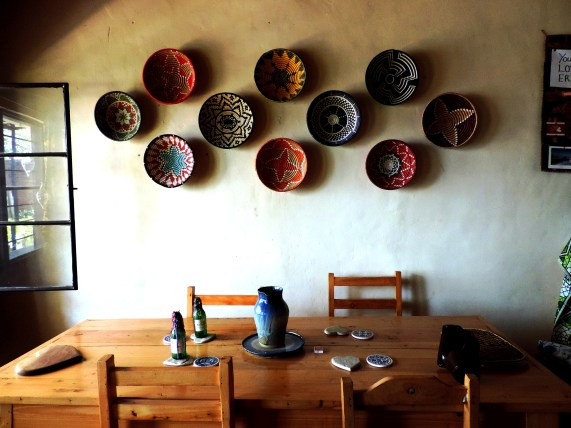 Traditional Handmade Rwandan Bowls