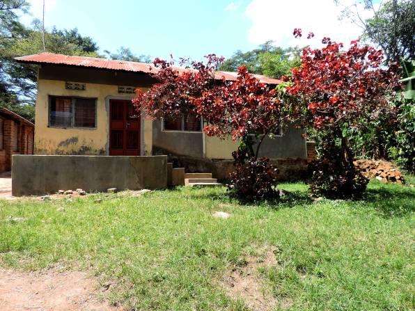 Mr. Kirabira's home