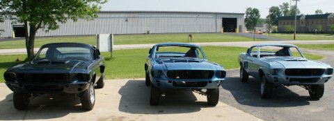 Providing quality Parts and Restoration for 65-70 Shelby's and CSX Cobra's for over 40 years.