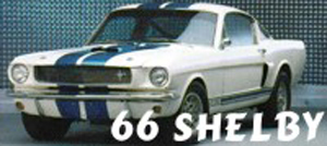 1966 Shelby
