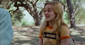 """WARNING: Sex Changes Everything"" T-Shirt"