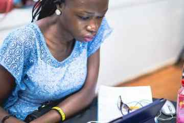 She Hive Lagos Participant on Email