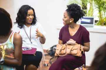 She Hive Lagos participants