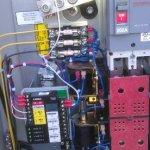 Generac 200A ATS Internals