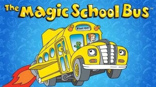 Magic School Bus on Netflix