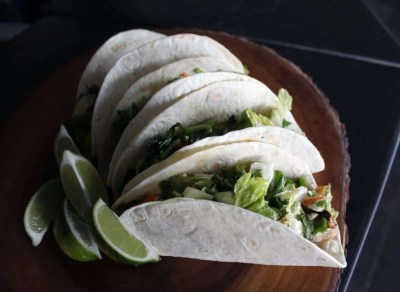 Thanksgiving Tacos